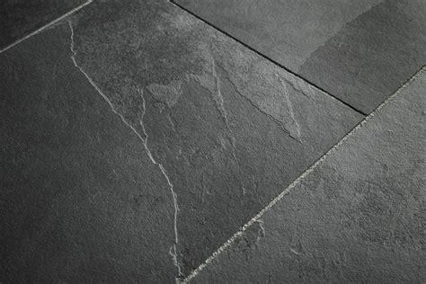 4 X 12 Slate Tile by 12 Quot X 12 Quot Montauk Black Slate Gauged Field Tile Smonblk1212g