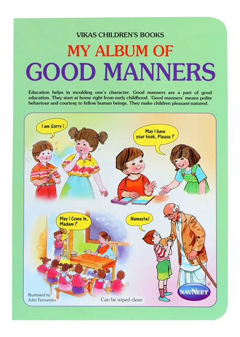Pretend Kitchen Furniture buy navneet my album of good manners online in india