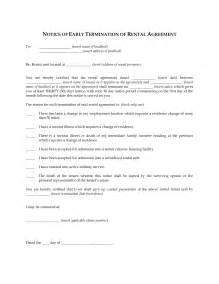 Termination Of Lease Agreement Template by Best Photos Of Early Lease Termination Agreement Lease
