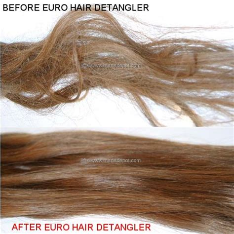 hair detangler treatment for tangled or matted hair