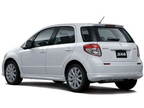Suzuki Cars In America 2011 Suzuki Sx4 Prices Reviews And Pictures U S News