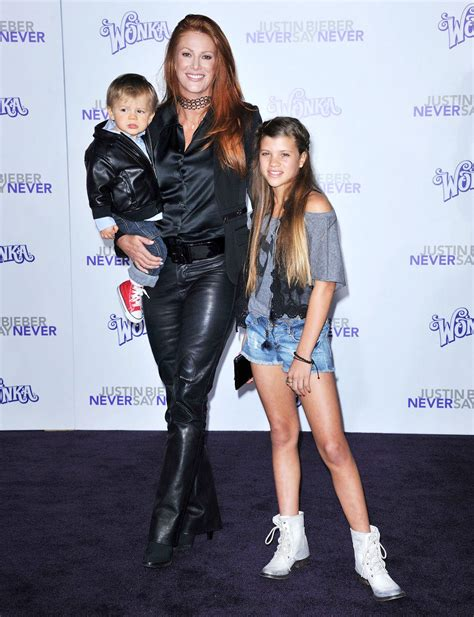 Angie Says Its by Angie Everhart Picture 2 Los Angeles Premiere Of Quot Justin