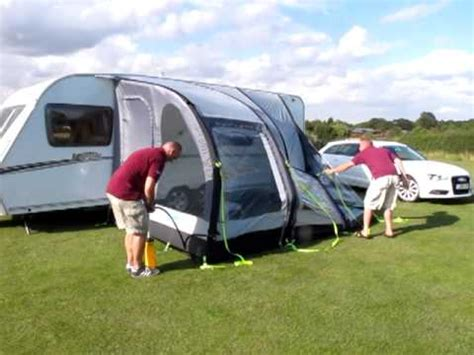 Pdq Awning by Ka Rally Air Up Awning White Arches Caravans