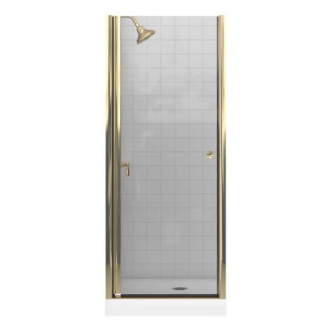 Pivot Shower Door Installation Door Installation Kohler Pivot Shower Door Installation