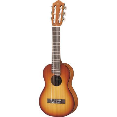 Yamaha Gl1 Guitalele yamaha gl1 guitalele guitar ukulele tobacco sunburst gl1 tbs