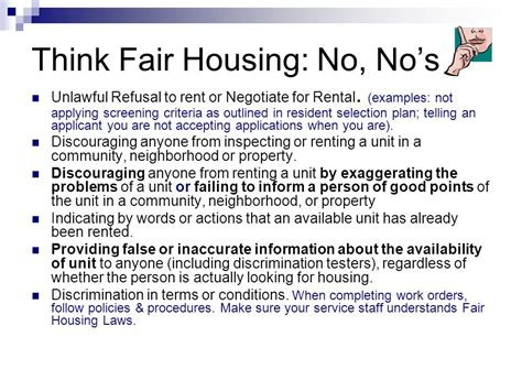 sle eviction notice pa service housing laws reasonable accommodations ppt
