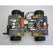 Raspberry Pi Roboter  Ferngesteuertes Auto Aus