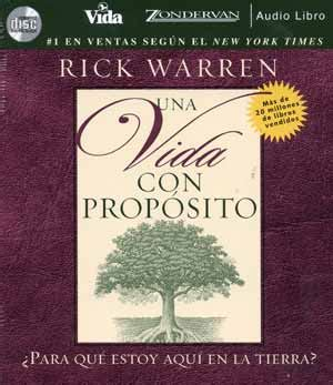 libro una vida con proposito nuestra vida desde la prespectiva de dios m 250 sica cristiana gratis