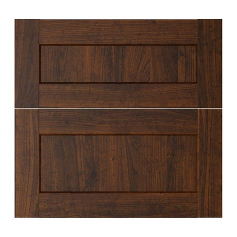 rockhammar drawer front set of 2 40x57 cm ikea