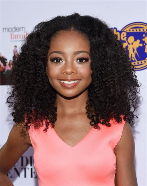 skai jackson hair tutorial skai jackson opens up about how she learned to love her