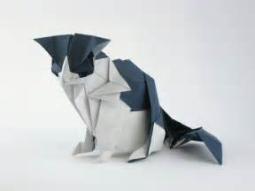 pics photos cat origami