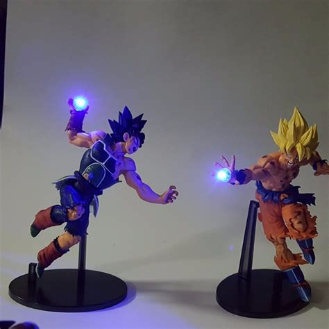 dragon ball z led l action figure dragon ball z original led r 150 00 em