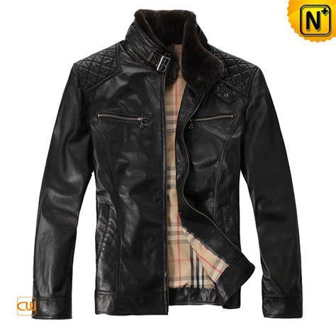 jacket design black men s genuine leather black checkered jacket with shoulder