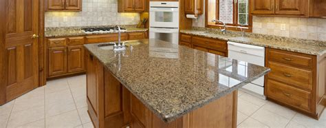 Countertop Granite by Comparing Countertops Kitchen Remodeler
