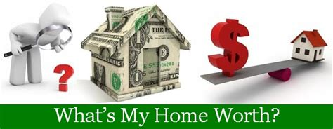 what s my home worth free home valuation report find