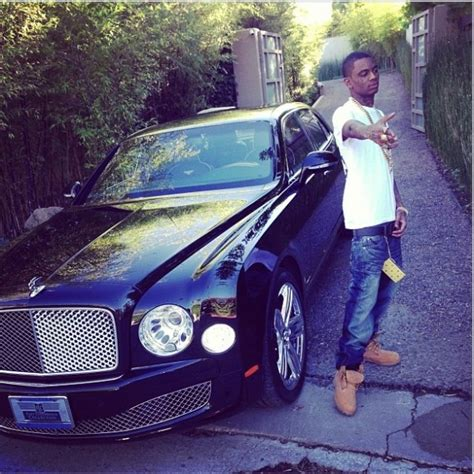 tyga yellow bentley soulja boy buys bentley mulsanne