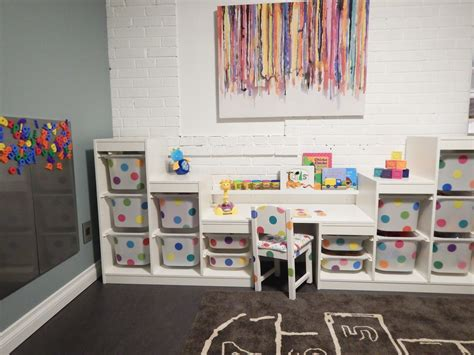 ikea playroom ideas fresh coat of paint ikea hack trofast storage system