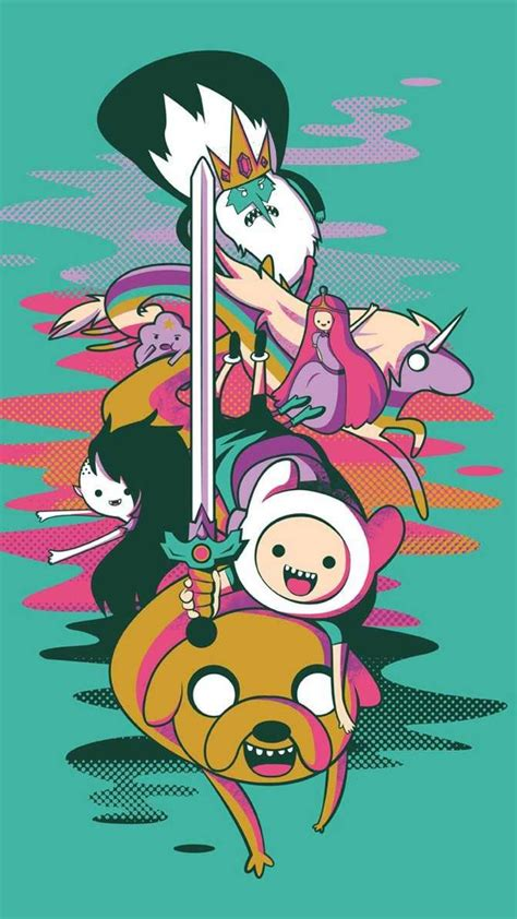 wallpaper for iphone adventure time adventure time phone wallpapers group with 52 items