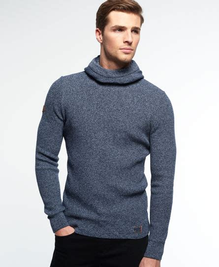 Winter Twist Hoodie Navy superdry outlet and quantity assured superdry mens stealth waffle hoodie indigo navy twist