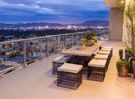 mobili da terrazza arredare il terrazzo con mobili moderni per un outdoor da