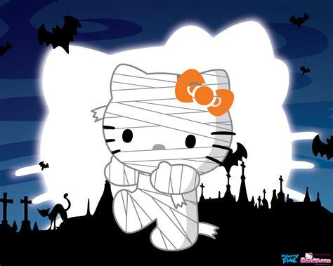 Hello Kitty Zombie Wallpaper | hello kitty loft zombie hello kitty halloween wallpaper