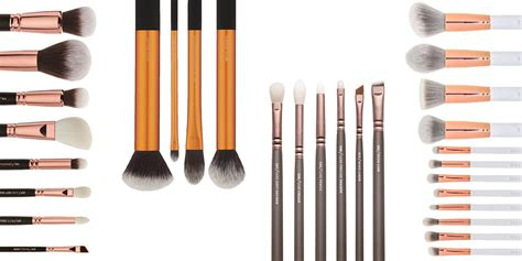 best make up brush sets best makeup brushes 9 sets you need to own