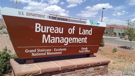 bureau am駭agement battle cattle controversy at grand staircase