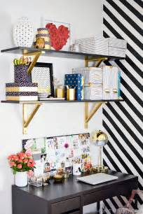 Small Desk Decoration Ideas Work Space Reveal Homey Oh My