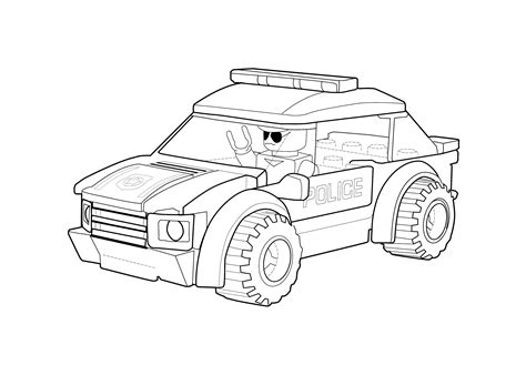 Lego City Printable Coloring Pages Coloring Home Printable Lego Coloring Pages