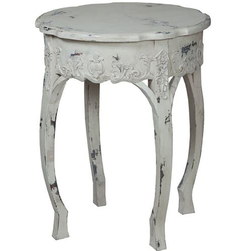shabby chic accent table 20 wear and tear appeal of shabby chic accent table home