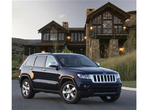 2011 Jeep Grand Safety Rating 2011 Jeep Grand Prices Reviews And Pictures U