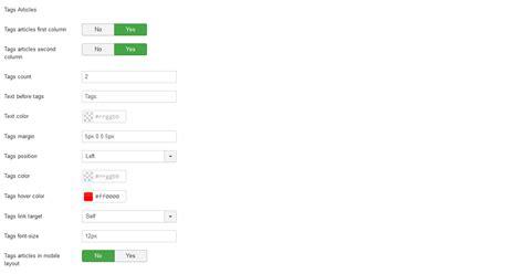 joomla article blog layout extension free joomla module news blog layout latest articles
