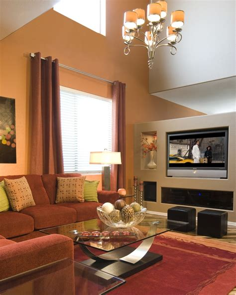 pretty living room with beige accents wall feat brown 15 the best wall accents with beige