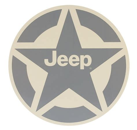 jeep logo sticker 4 quot jeep logo circle decal 11dh4