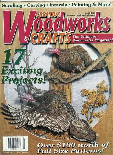 creative woodworking and crafts creative woodworks crafts 076 2001 03 pdf