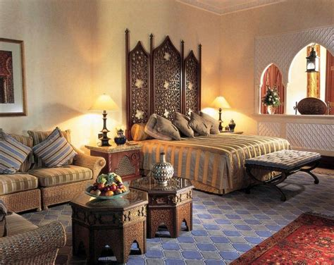 Traditions Home Decor India A Vibrant Culture A Rajasthan Inspired Bedroom With Ornate Jaali Or Latticework