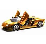 Lamborghini Aventador A Escala De M&225s 4 Millones