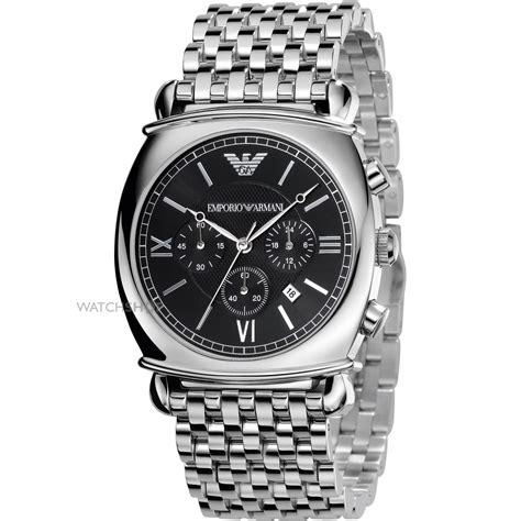 emporio armani ar0314 mens chronograph designer