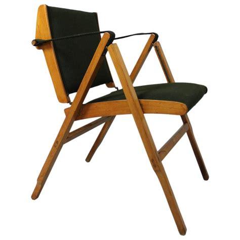 folding armchairs folding armchair quot bridge quot by marco zanuso arflex 1951
