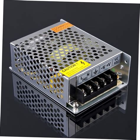 Power Supply For Led Light Strips 12v 5a 60w Ac Dc Switch Switching Power Supply Driver For Led Light Gh Ebay