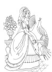 fancy coloring pages fancy princess coloring page coloring book