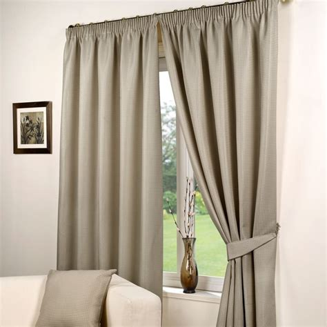 72 width curtains fusion waffle curtains 90 quot width x 72 quot drop taupe