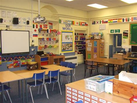 primary classroom layout uk class 2 st hedda s rc primary school