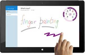 Drawing Apps For Windows No Pen Draw With Your Finger In Onenote App By Microsoft