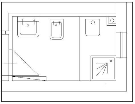 misure scarichi bagno pavimento bagno wc come fare 29