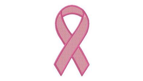 Awareness Ribbon Pink Ribbon Machine Embroidery Design Cancer Ribbon Designs 2