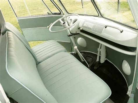 Vw Cervan Upholstery by 17 Best Ideas About Volkswagen Interior On