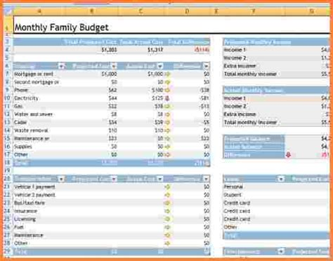 home budget spreadsheet 2 excel home budget spreadsheet excel spreadsheets