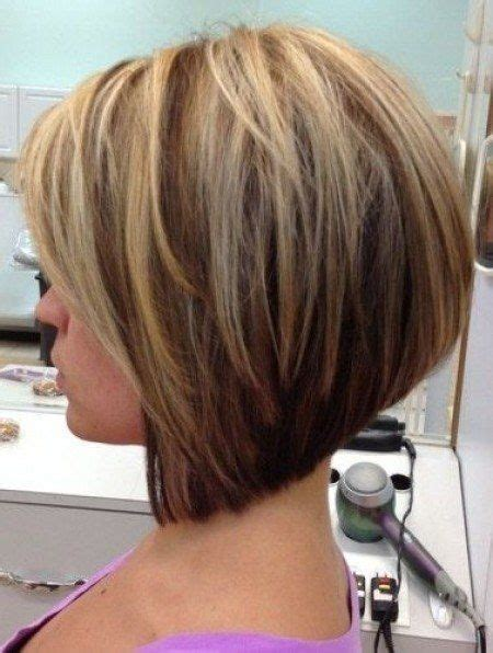 bad stacked bob haircut long in back t stacked angled bob long front short back i39m cutting my