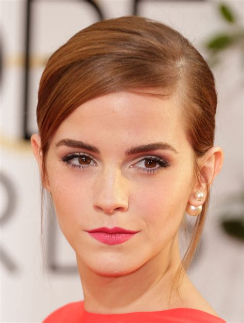 emma watson earrings our grandmother s favorite accessory is making a comeback